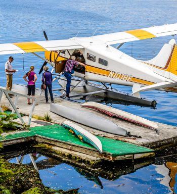 Fly n' Dine at Inlets Restaurant