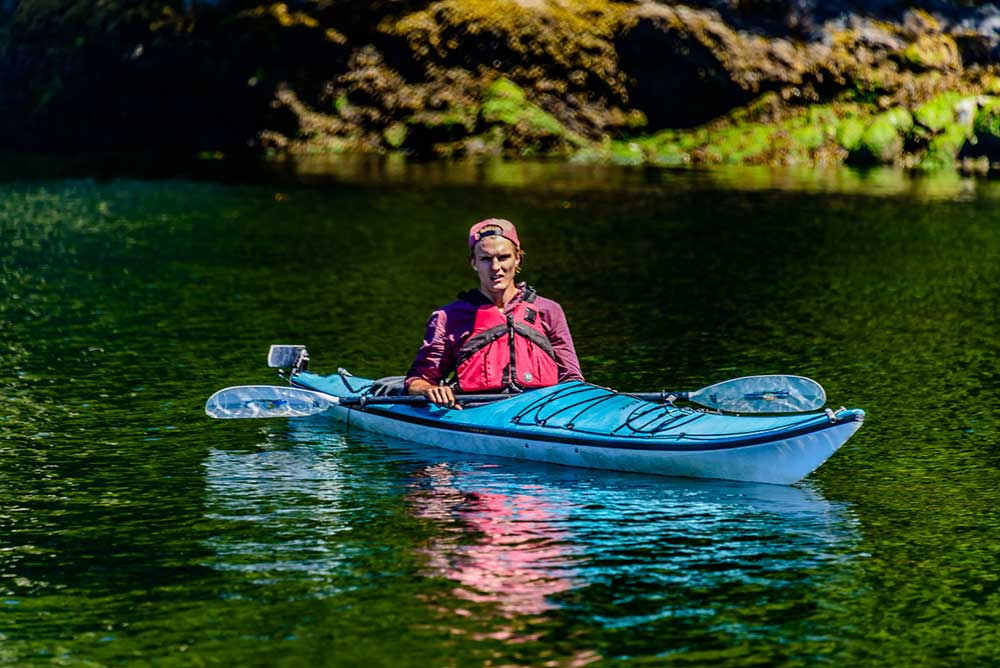 Kayak Rental with Lunch