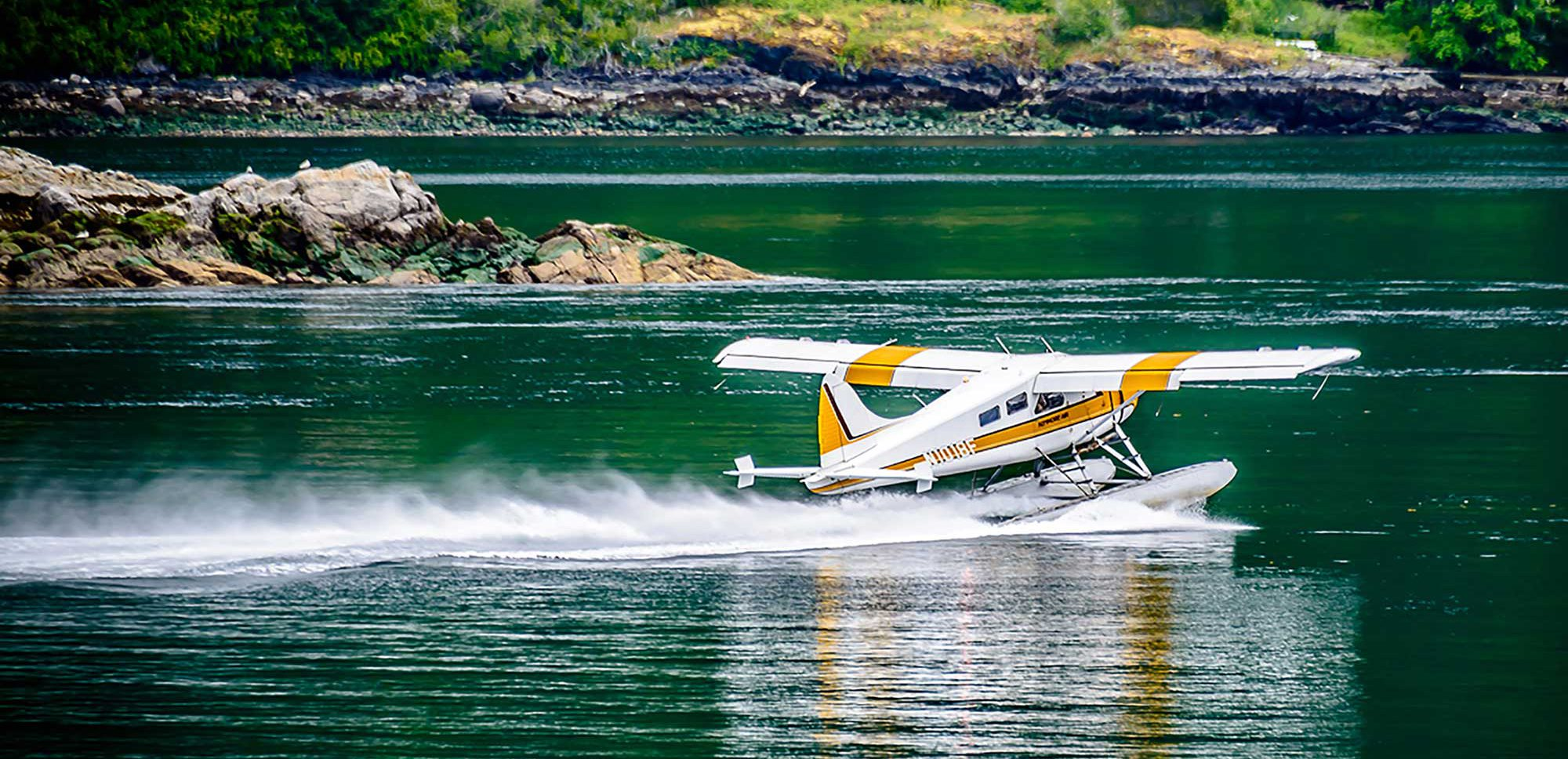 Float Plane Tours