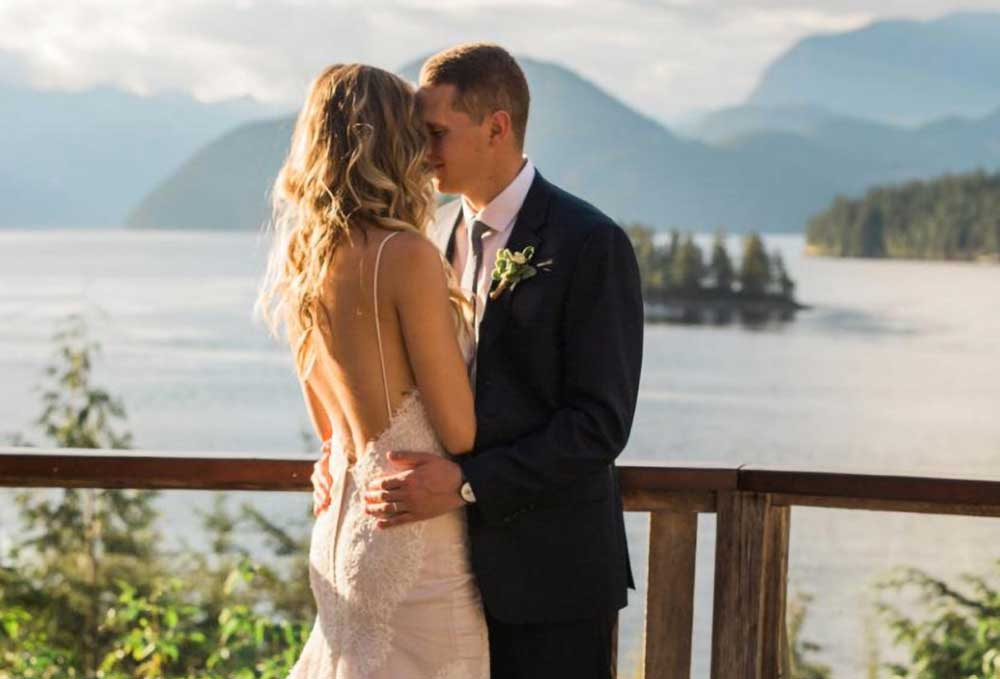 Elope at the West Coast Wilderness Lodge