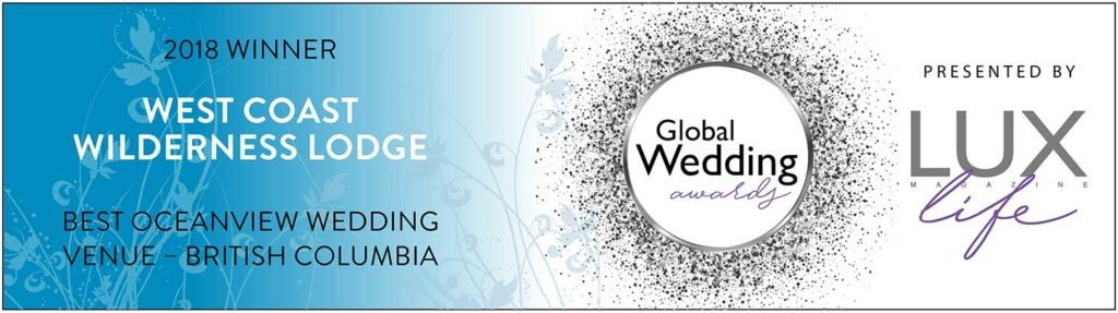 Lux Life 2018 Global Wedding Award