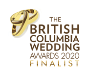 BC Wedding Award winner 2020