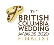 BC Wedding Awards 2020 Finalist